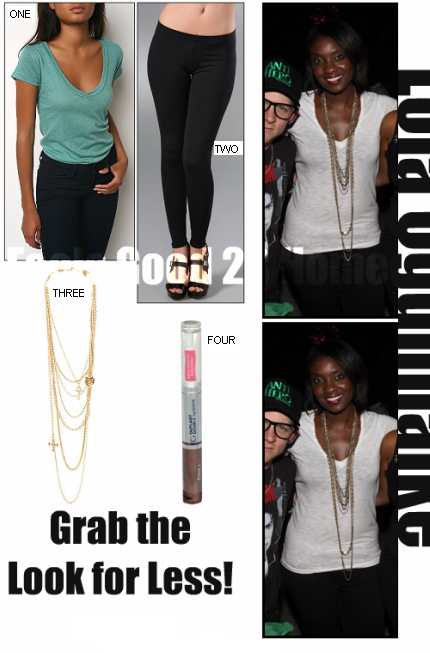 Grab Lola Ogunnaike's Look For Less!