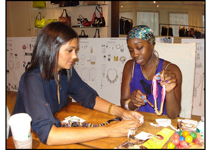 ESTELLE WITH RACHEL ROY