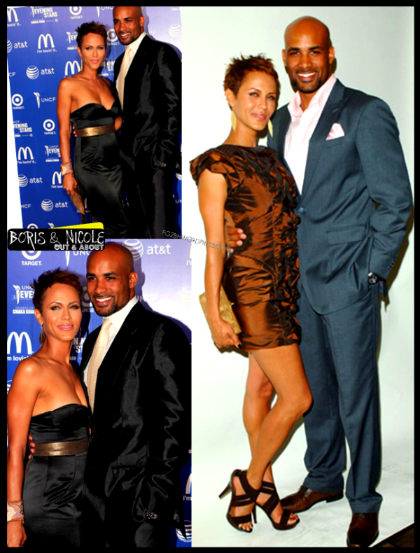 Boris Kodjoe Out On The Town Feels Good 2 B Home